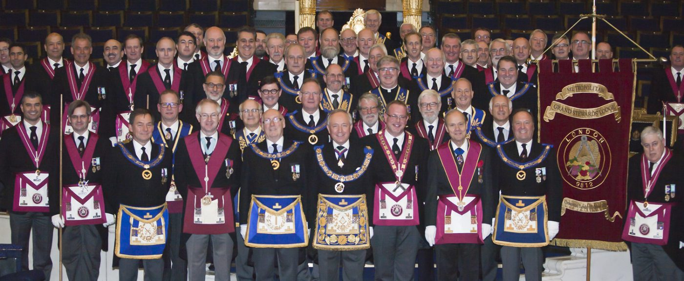 Metropolitan Grand Stewards' Lodge No.9812
